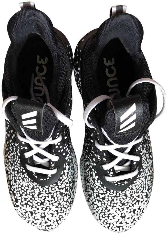 2159f944c9c4e adidas Alphabounce Pattern Black And White New ON SALE THIS WEEK--MY PRICE  WAS ...
