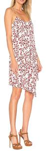 The Fifth Label short dress Red Floral Print on Tradesy