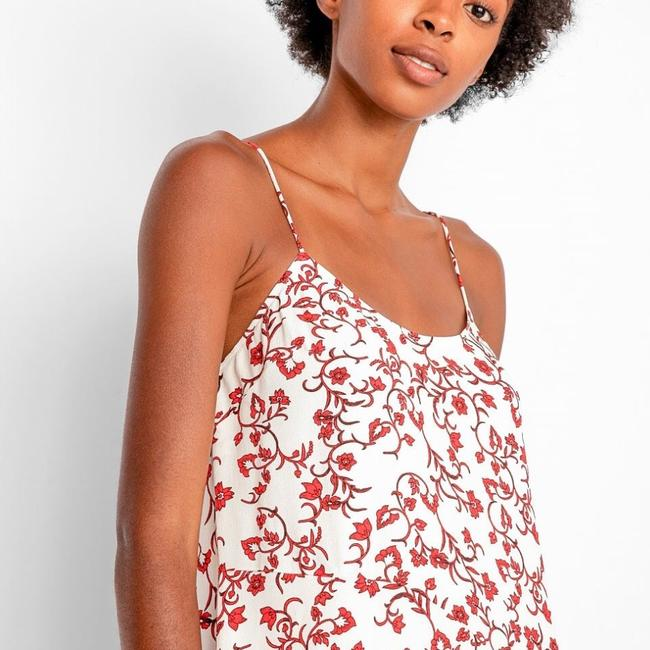 The Fifth Label short dress Red Floral Print on Tradesy Image 3