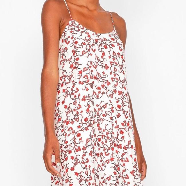 The Fifth Label short dress Red Floral Print on Tradesy Image 4