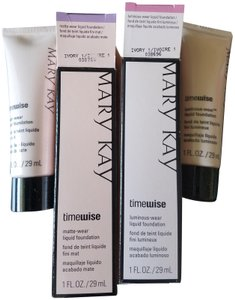 Mary Kay Timewise Liquid foundation