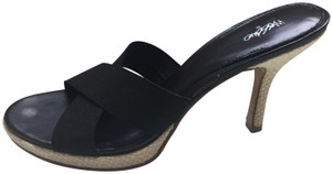 Mossimo Supply Co. Black Sandals