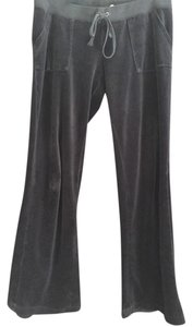 Juicy Couture Bling Velour Bootcut Pant