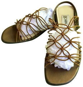 Cabin Creek light brown Sandals