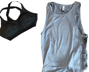 Victoria's Secret sports bra and tank