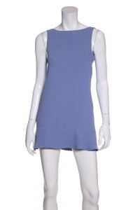 Daniela Corte short dress Lilac on Tradesy