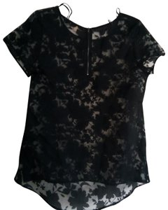 Pleione Top Black