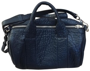 Alexander Wang Satchel in BLUE ( LIGHT NAVY)