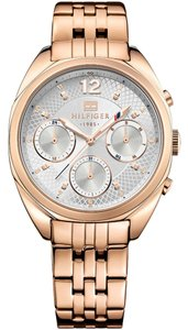 Tommy Hilfiger Tommy Hilfiger Female Dress Watch 1781487 Rose Gold Analog