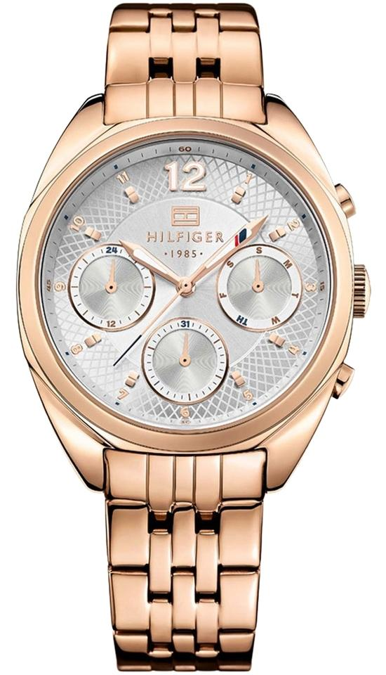 tommy hilfiger tommy hilfiger female dress watch 1781487 rose gold analog. Black Bedroom Furniture Sets. Home Design Ideas