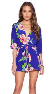 Yumi Kim Silk Floral Liz Dress