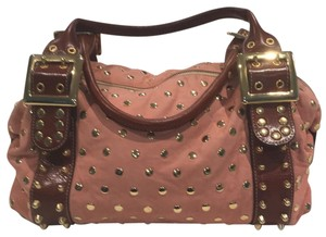 Be&D Satchel in Coral