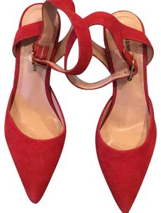 Sole Society Red Pumps