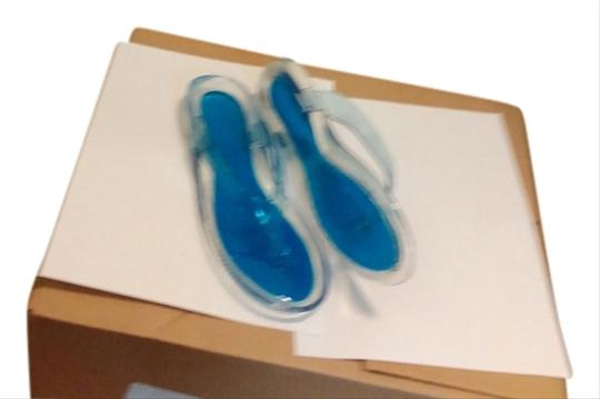 JELLY BEAN BLUE Sandals