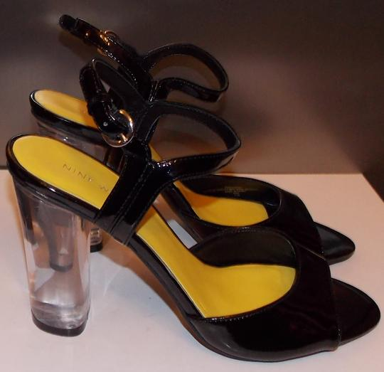 Nine West Black Sandals Image 2