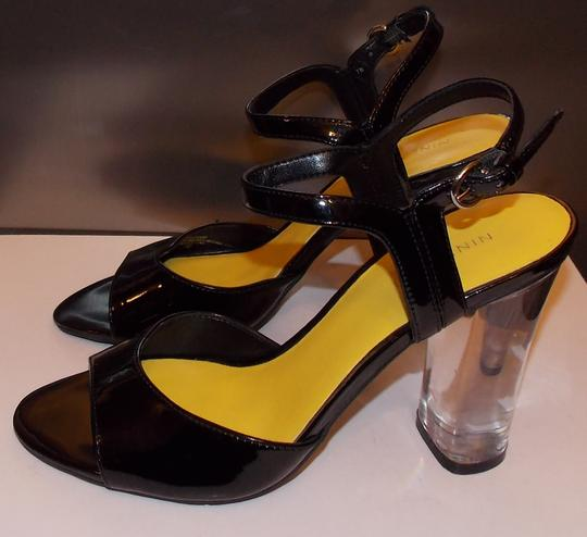 Nine West Black Sandals Image 4