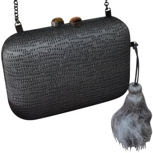 Kotur Formal Evening Grey Clutch