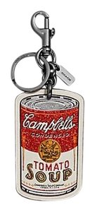 Coach Campbell's Tomato Sup Bag Charm
