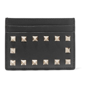 Valentino rockstud card holder case