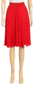 Givenchy Skirt Red