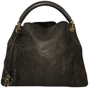Louis Vuitton Python Artsy Artsy Python Limited Edition Hobo Bag