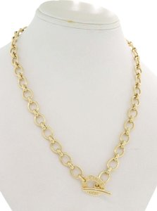 Links of London Links Of London 18k Yellow Gold Essentials Classic Chain Necklace M8