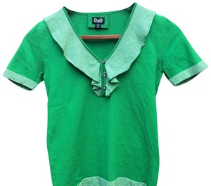 Dolce&Gabbana Top green