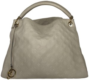 Louis Vuitton Artsy Artsy Artsy Mm Empriente Leather Hobo Bag