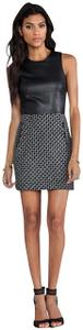 DV by Dolce Vita Checkered Tweed Dress
