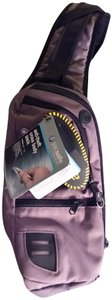 Pacsafe Purple Travel Safety Safe Backpack