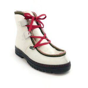 Penelope Chilvers Winter White Boots