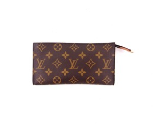 Louis Vuitton Monogram Pochette Toilette 20 Cosmetics Travel Dopp Bag France