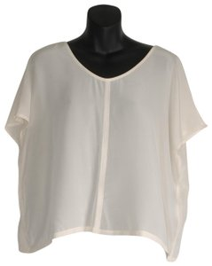 Judith & Charles Top white