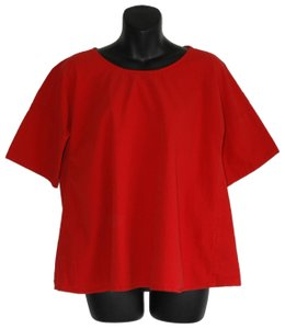 Lemaire Top red