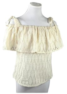 Finley Top Ivory