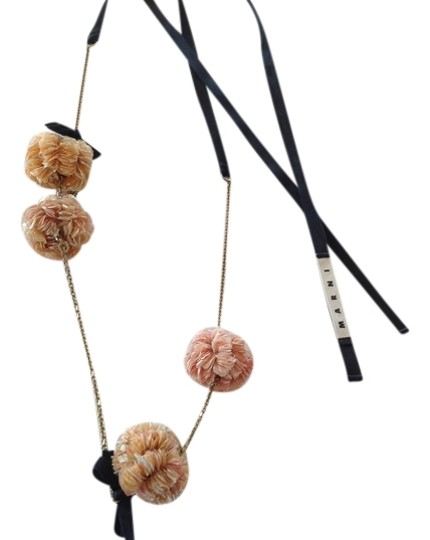 Marni Marni Pom pom necklace