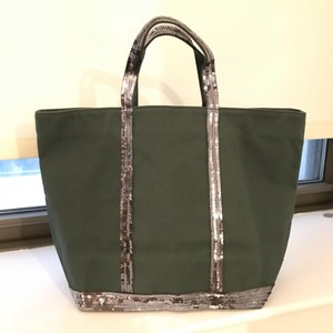 Vanessa Bruno Madeinfrance Tote in Green