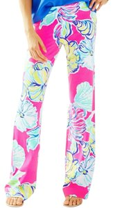 "Lilly Pulitzer Wide Leg Pants ""Swept by the Tides"""