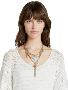 Lucky Brand Lucky Brand Americana Statement Necklace