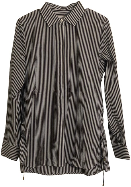 Preload https://img-static.tradesy.com/item/23329896/10-crosby-derek-lam-striped-button-down-top-size-10-m-0-1-650-650.jpg