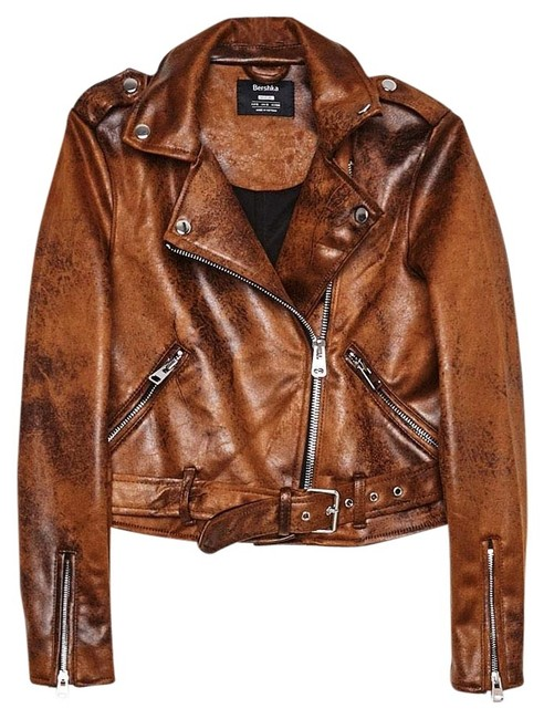 Preload https://img-static.tradesy.com/item/23329903/bershka-brown-faux-leather-vintage-style-motorcycle-jacket-size-6-s-0-1-650-650.jpg