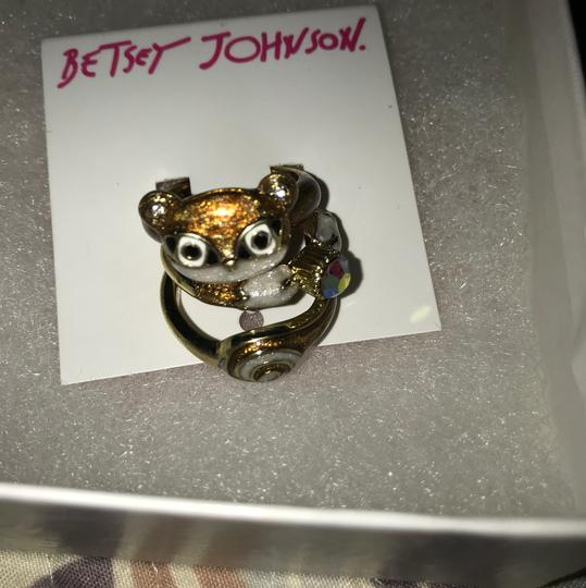 Betsey Johnson Little Critters Squirrel