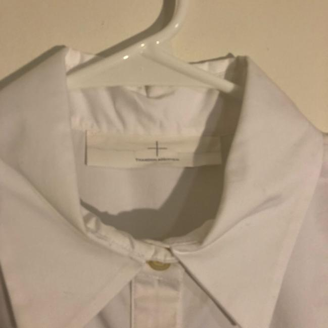 Thakoon Addition Button Down Shirt White