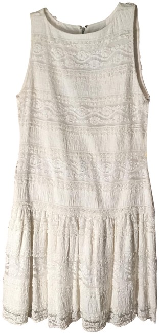 Preload https://item2.tradesy.com/images/alice-olivia-white-cream-ivory-lace-sleeveless-short-cocktail-dress-size-8-m-23329981-0-1.jpg?width=400&height=650
