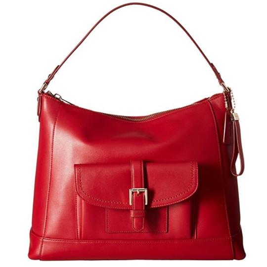 Preload https://item5.tradesy.com/images/coach-new-charlie-red-leather-hobo-bag-23329984-0-0.jpg?width=440&height=440