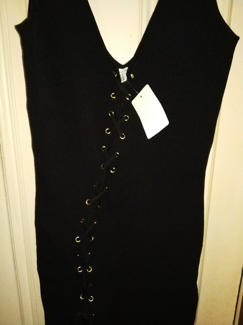 Black Maxi Dress by Ronny Kobo Collection