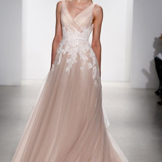 Preload https://item1.tradesy.com/images/kelly-faetanini-blush-tulle-with-applique-and-custom-buttons-to-end-of-train-the-yona-feminine-weddi-23330075-0-0.jpg?width=440&height=440
