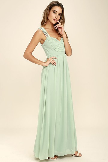 Preload https://item3.tradesy.com/images/lulus-sage-green-polyester-novela-lace-feminine-bridesmaidmob-dress-size-2-xs-23330107-0-0.jpg?width=440&height=440