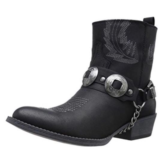 Preload https://img-static.tradesy.com/item/23330109/matisse-black-western-medallion-bootsbooties-size-us-7-regular-m-b-0-0-540-540.jpg