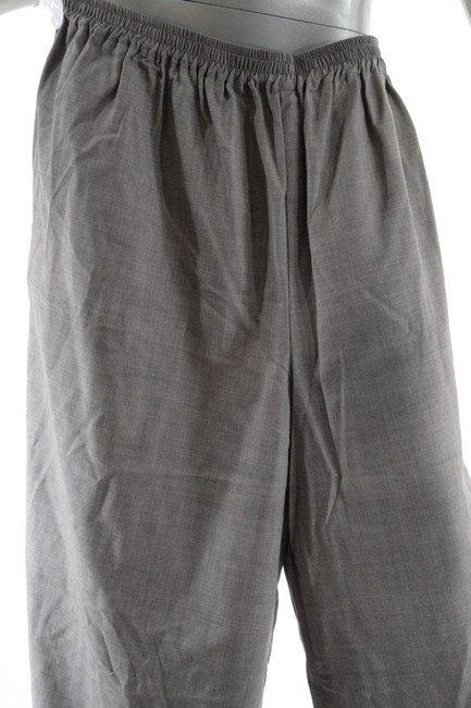 Eskandar Relaxed Pants Gray